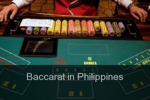 Baccarat In Philippines Directory List Guide Casinos Baccarat Philippines Casinosworldguide
